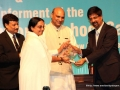 Sanitation Award from Ministry of HRD
